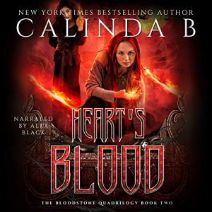 heart's blood calinda b